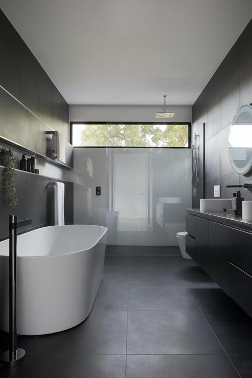 De nieuwste badkamertrends #badkamer #verbouwen #renoveren #badkamerinspiratie