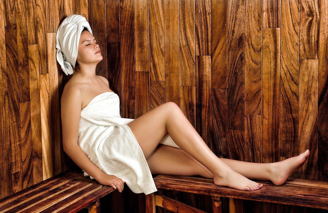 Voordelen van een eigen sauna thuis #sauna #wonen #ontspannen #woonidee #inspiratie #gezondheid