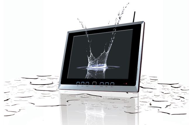 De beste televisies voor in je badkamer #aquasound #televisie #badkamer