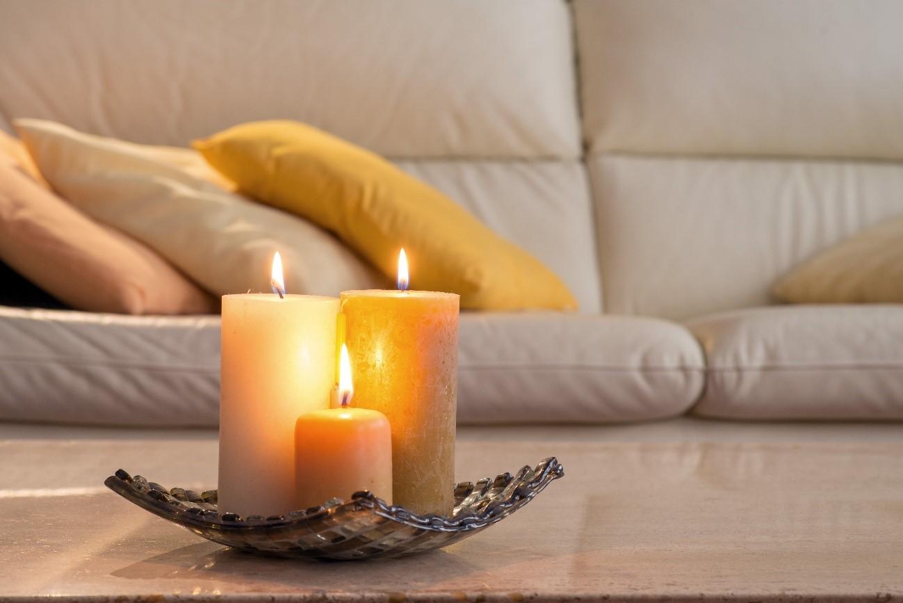 Vier low-budgettips voor een gezelliger en warmer huis voor je op een rij #interieur