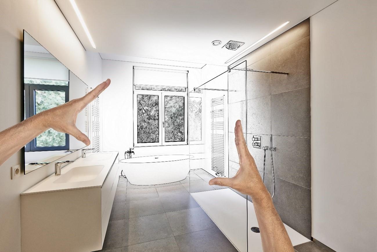 Wil je de badkamer verbouwen en wil je hiervoor geld lenen? Wij vertellen je wat de verschillende mogelijkheden zijn voor het afsluiten van een lening voor de nieuwe badkamer. #badkamer #verbouwen #lening