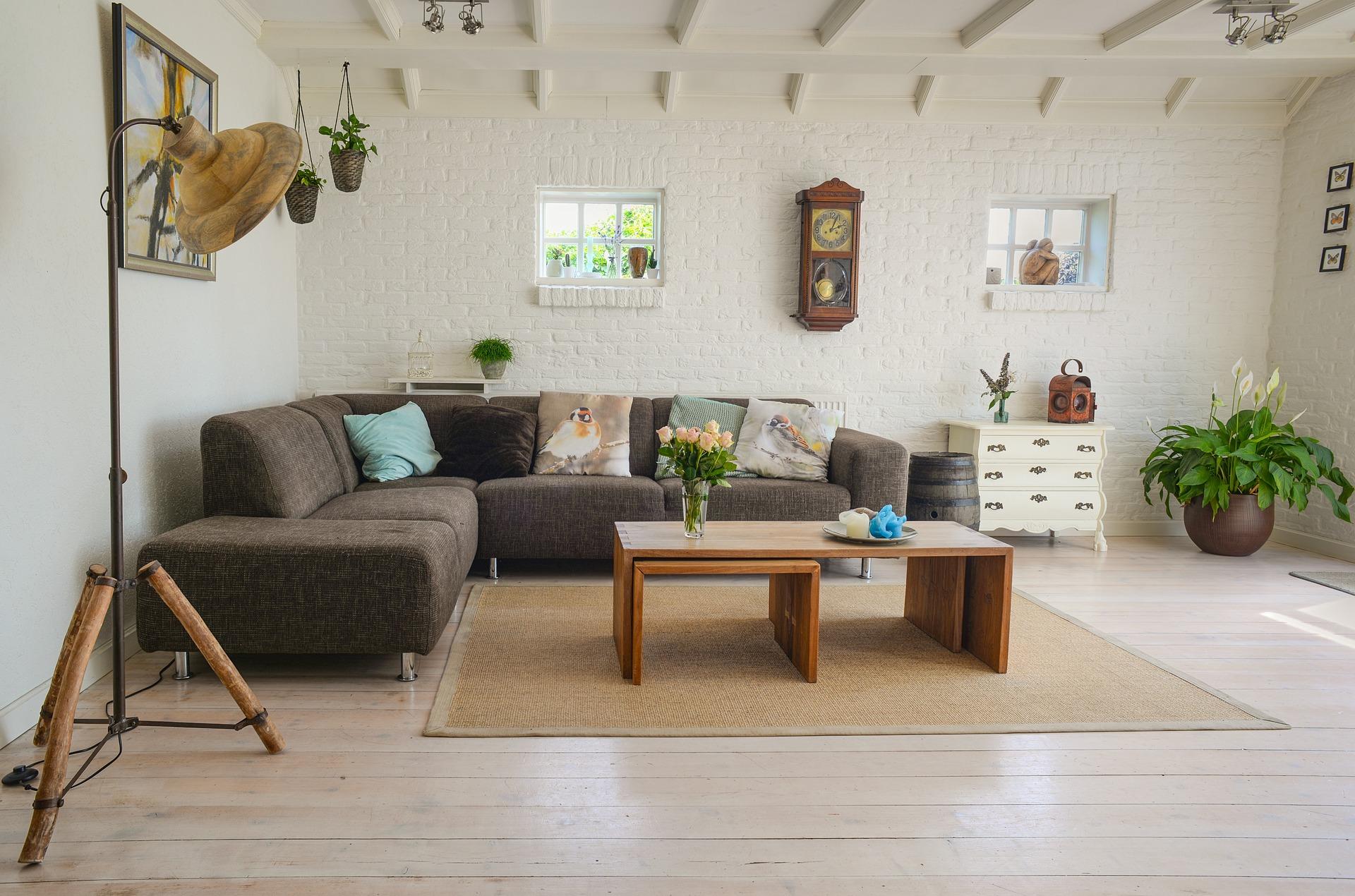 Kies een hoekbank die bij je past #hoekbank #interieur #interieurinspiratie