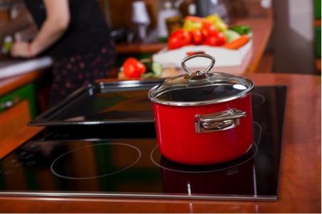 Koken op inductie of op gas #keuken #koken #inductie