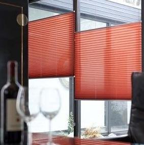 de voordelen van pliss gordijnen op maat gemaakt interieur