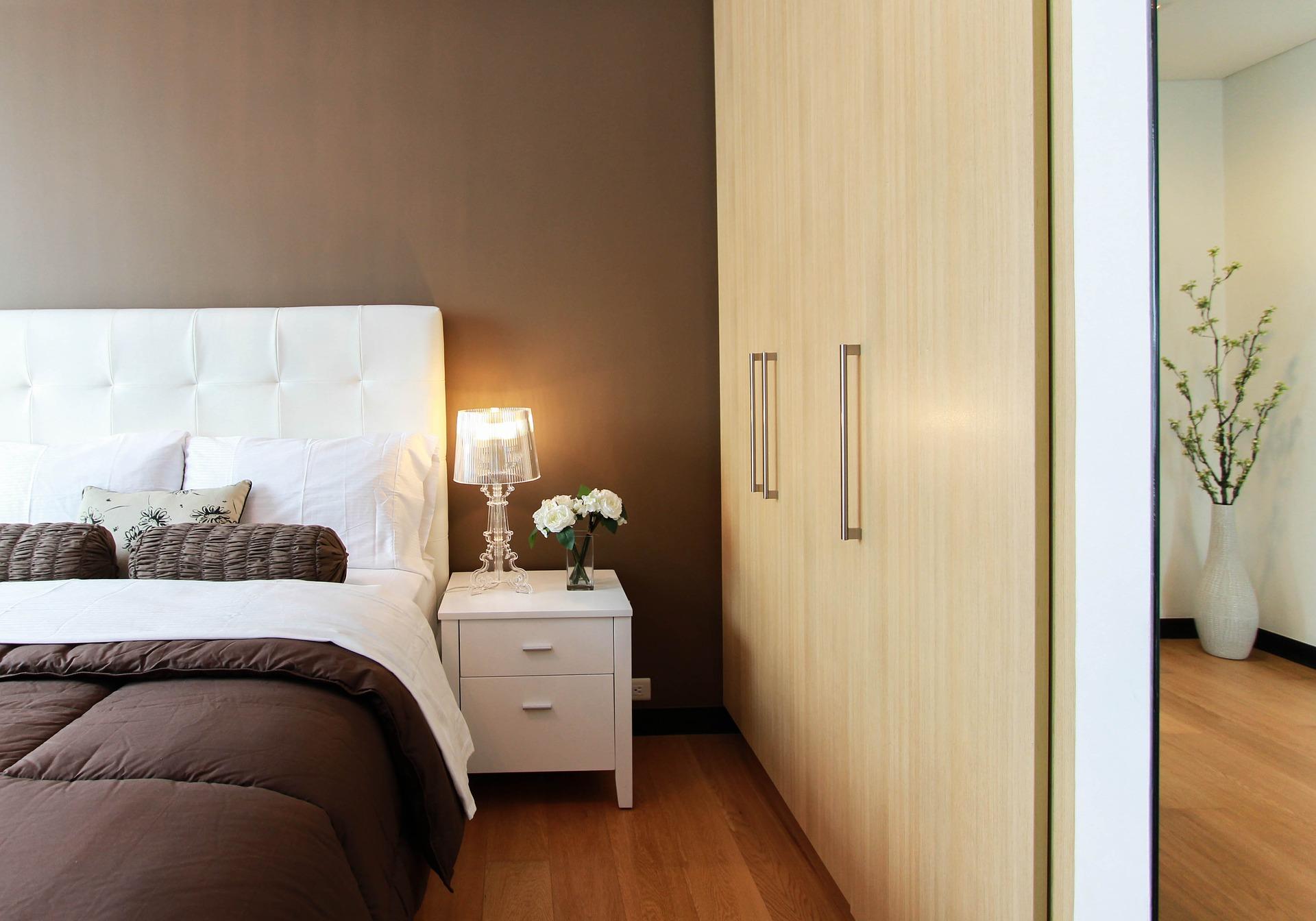 Tips om de slaapkamer sfeervol in te richten #slaapkamer #inrichten #interieur #styling