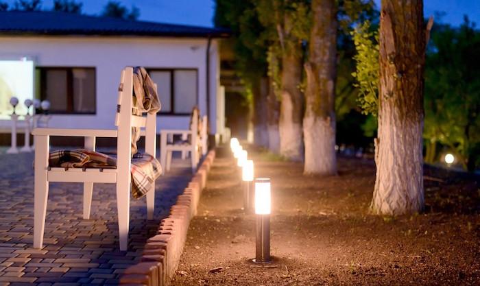 Waarom zou je voor led buitenverlichting moeten kiezen #tuinverlichting #led