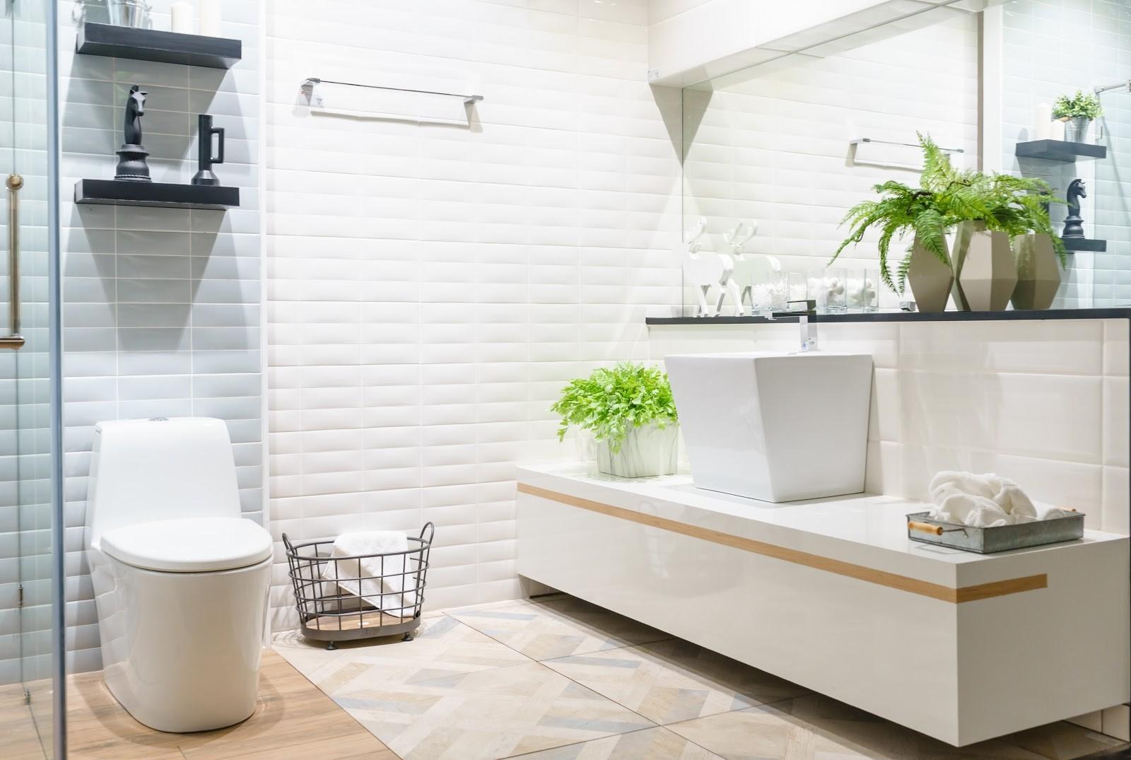 Tips voor een duurzame badkamer #badkamer #energiezuinig #badkamerinspiratie