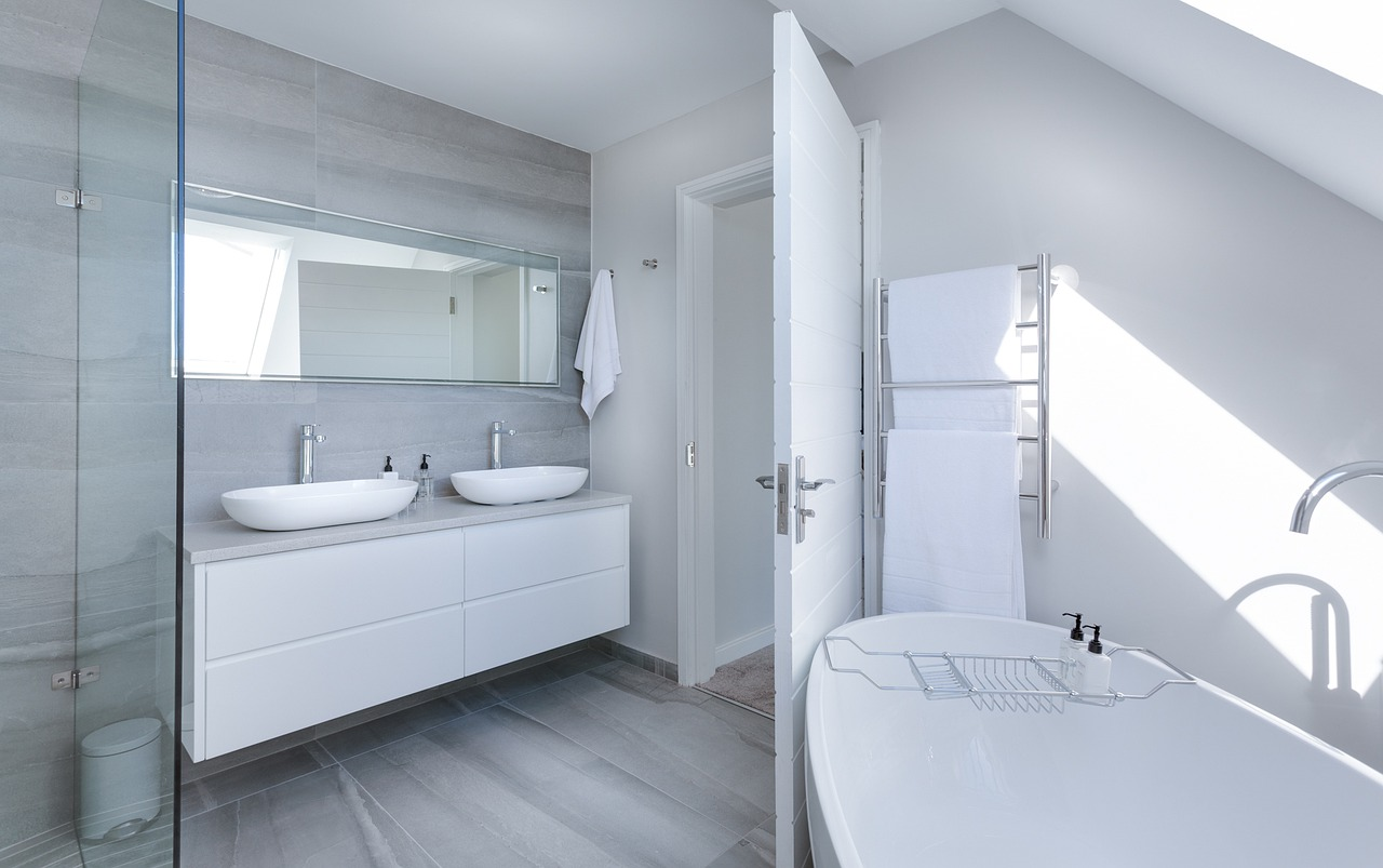 Tips bij het inrichten van de badkamer #badkamer #inrichten #verbouwen #renovatie