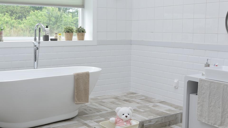 Hoe onderhoud je je badkamer #badkamer #onderhoud #wonen