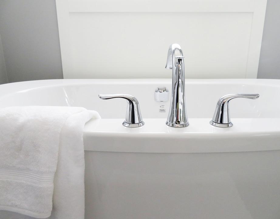 6 tips om je badkamer schoon te maken #schoonmaken #badkamer