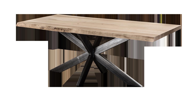 Zowel de grootte als de vele mogelijkheden van boomstamtafels maken het tot een geliefd meubelstuk voor vele interieurs #boomstamtafel #eettafel #houtentafel #tafel #tabledusud