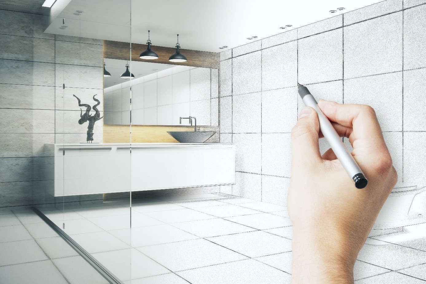 Stappenplan Badkamer Verbouwen : Redenen om je badkamer te verbouwen of te renoveren nieuws
