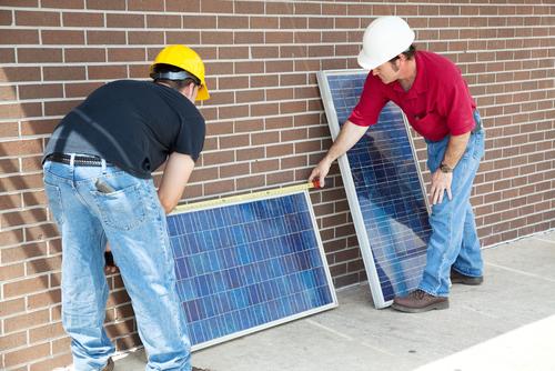 Is jouw dak geschikt voor zonnepanelen #zonnepanelen #wonen #duurzaamwonen