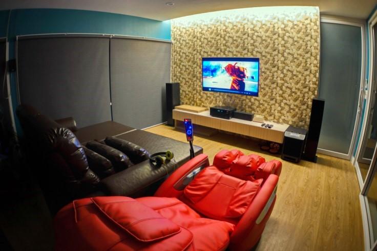 5 tips om heerlijk te ontspannen in je woonkamer #massagestoel