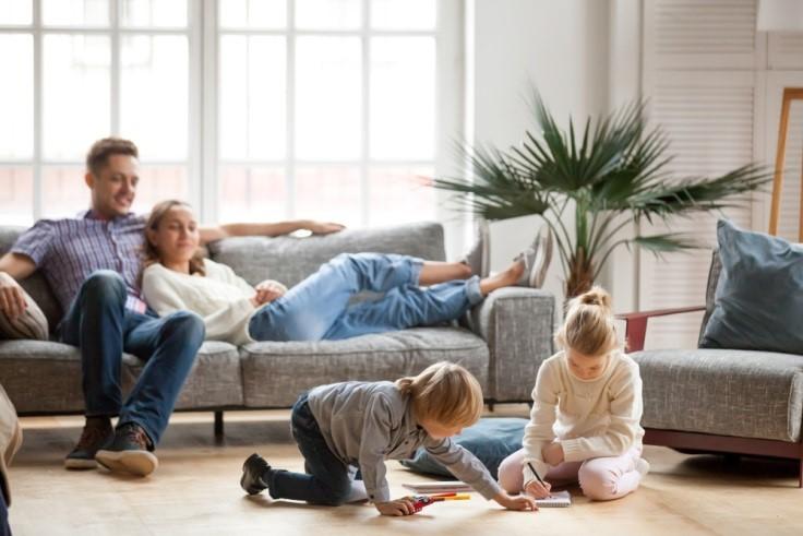 5 tips om heerlijk te ontspannen in de woonkamer