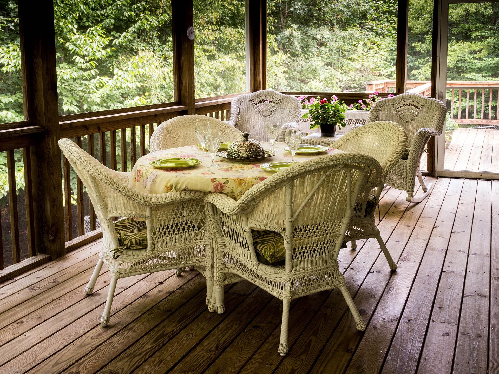 Optimaal genieten van je tuin in de zomer 218 #veranda #zonwering