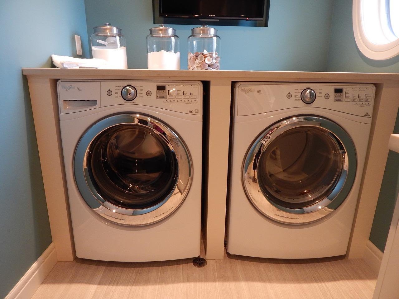 Welke vloer is geschikt voor onder de wasmachine #wasmachine #vloer #tips