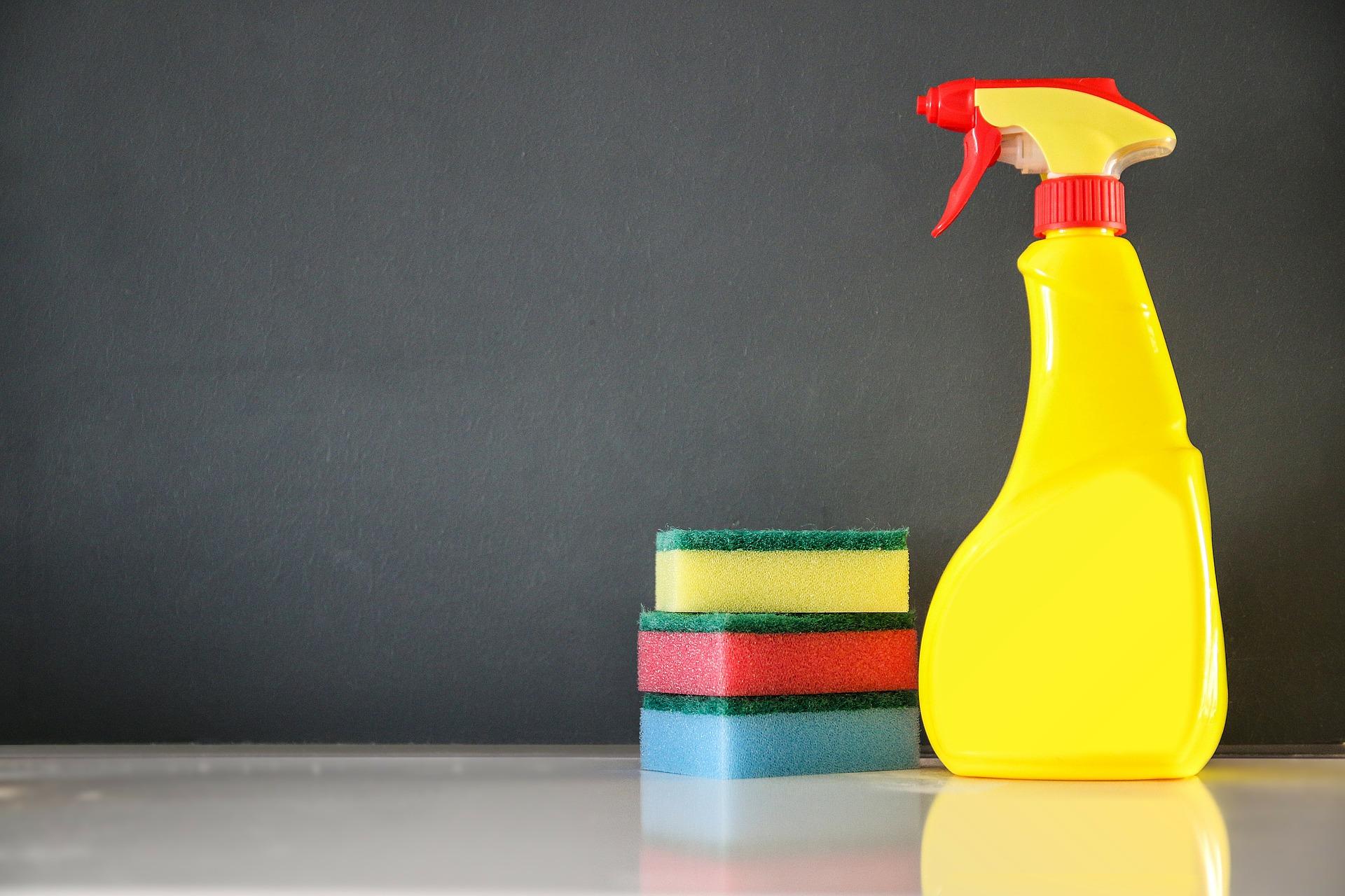 Tips om je woning schoon te maken #schoonmaken