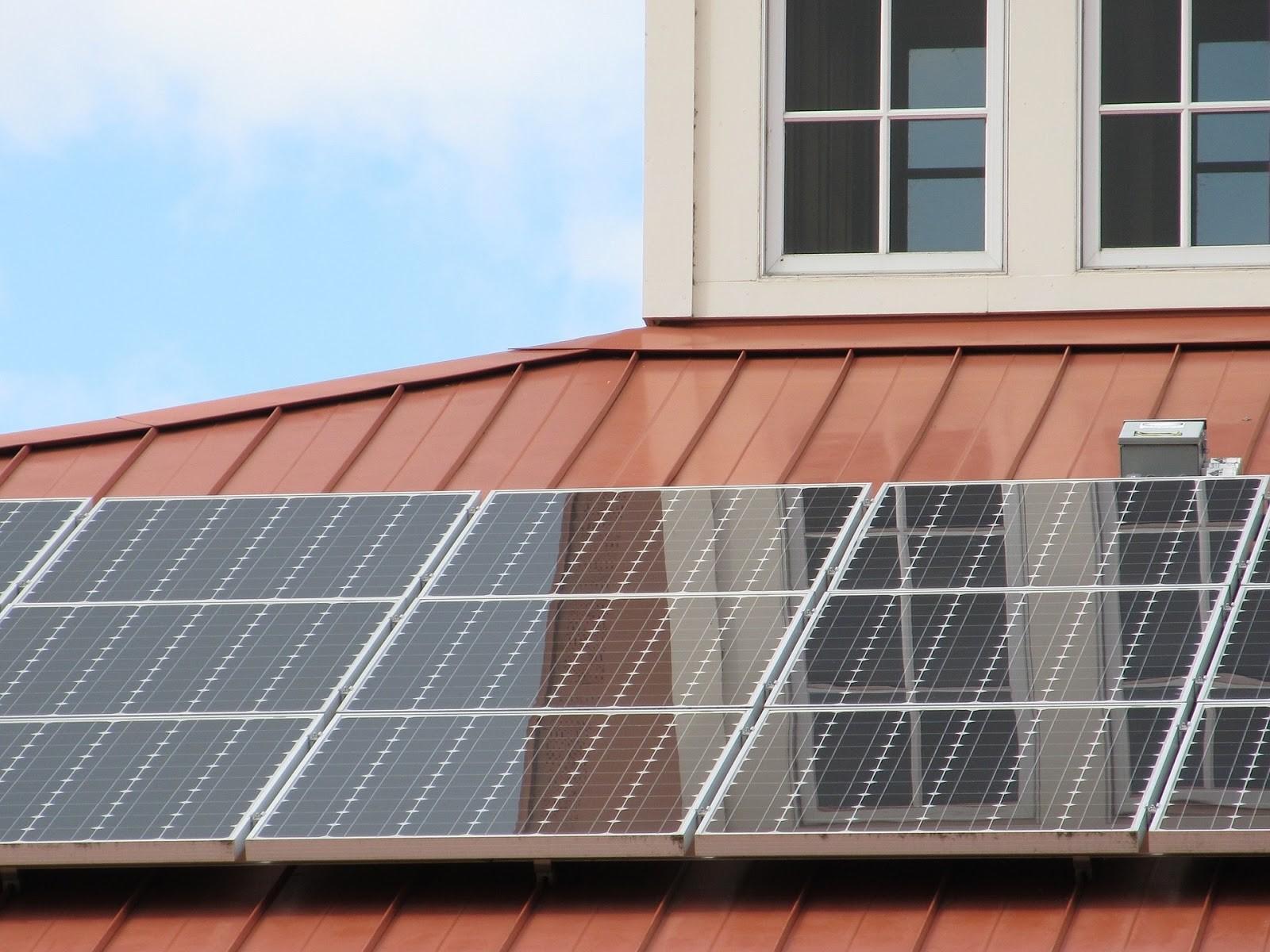 De voordelen van zonne-energie
