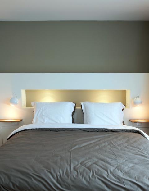 Slaapkamer - ontwerp Inge Bouman
