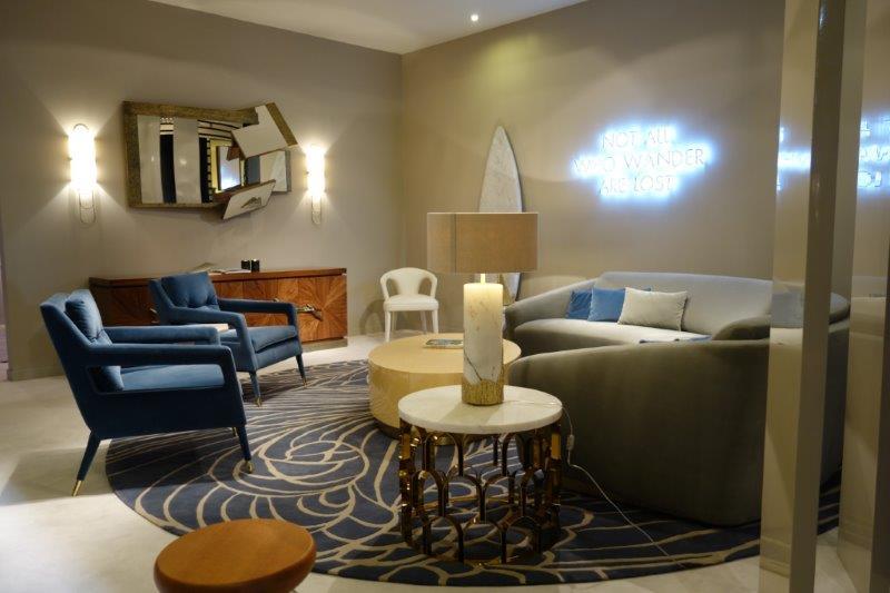 Interieur met natuurlijke kleuren - interieurtrends via Studio Interio