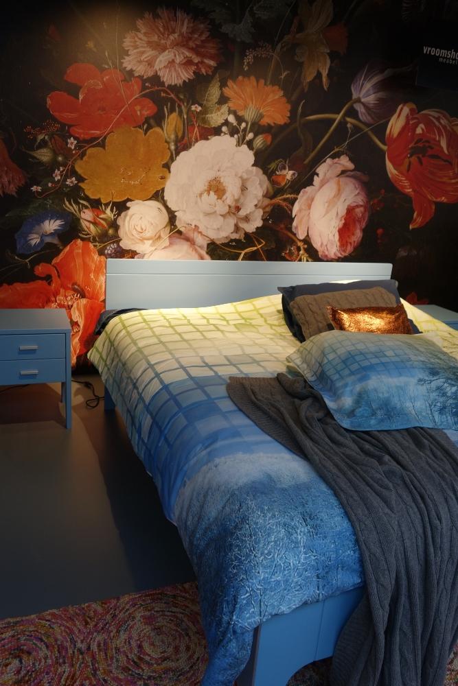 Kleur in de slaapkamer - trendkleuren voor het interieur via Studio Interio