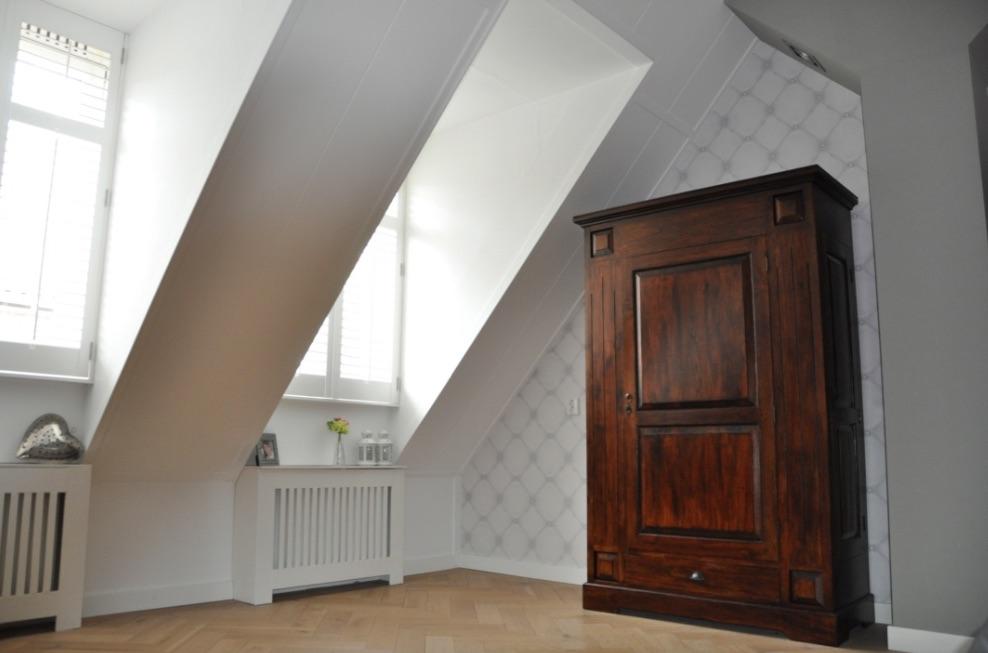 Slaapkamer ruilen met kinderen - ouderslaapkamer