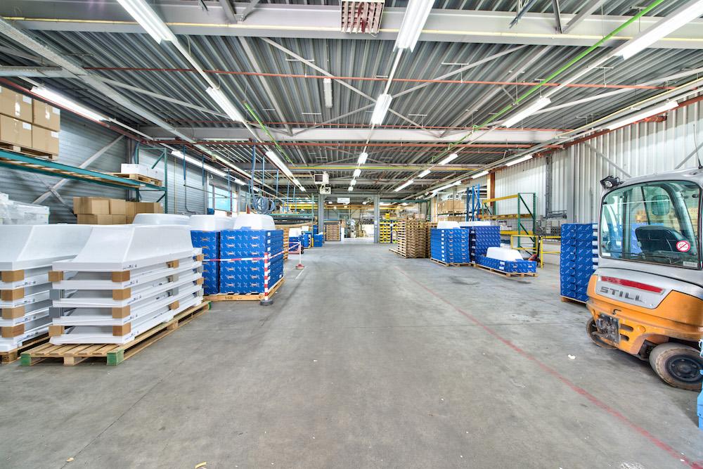 Blog UW-Woonmagazine Baden van Villeroy en Boch Dutch Design door Styling ID Productieproces Fabriek