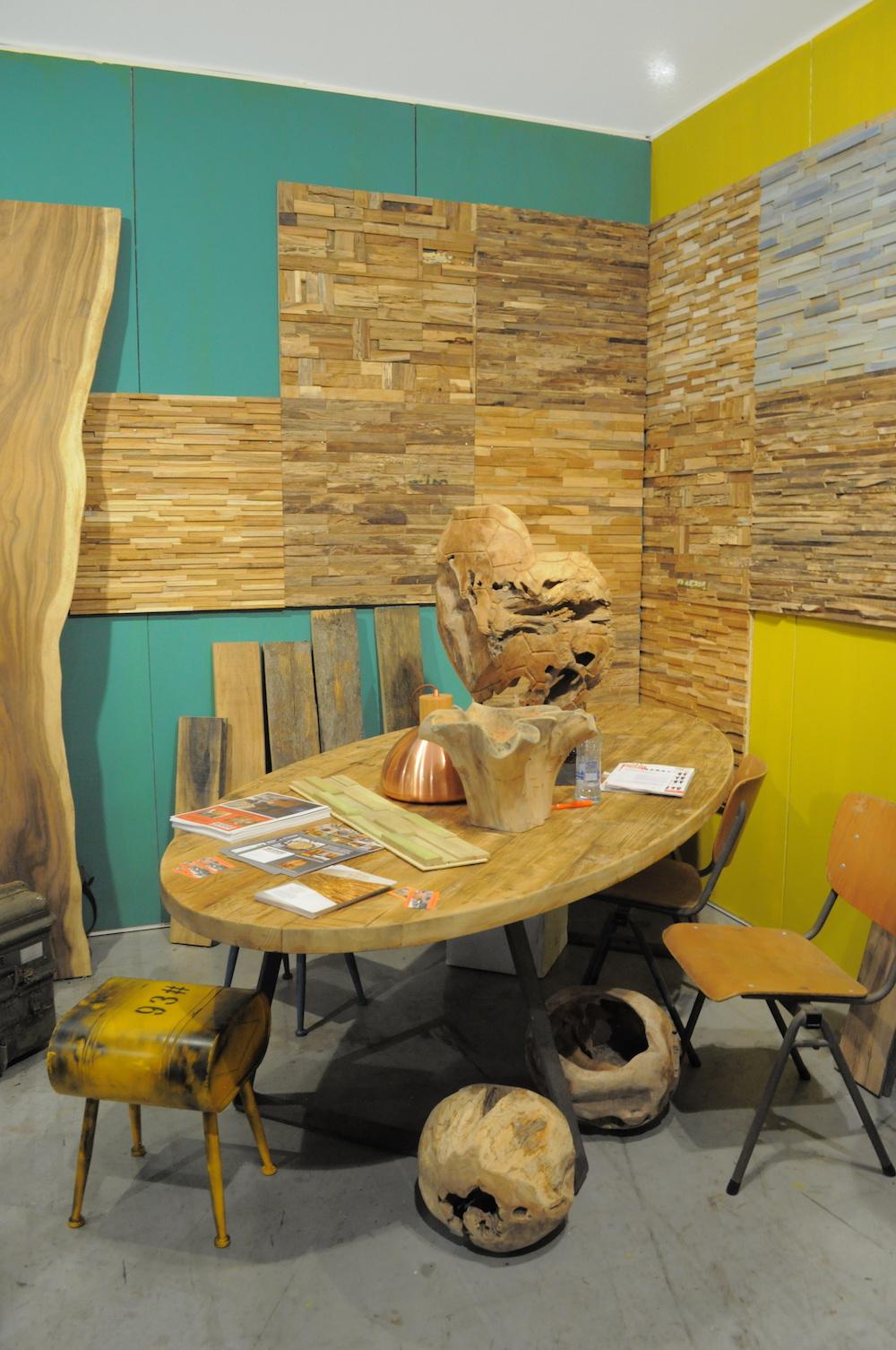 De UW-magazines komen tot leven op Beurs Eigen Huis Woodindustries