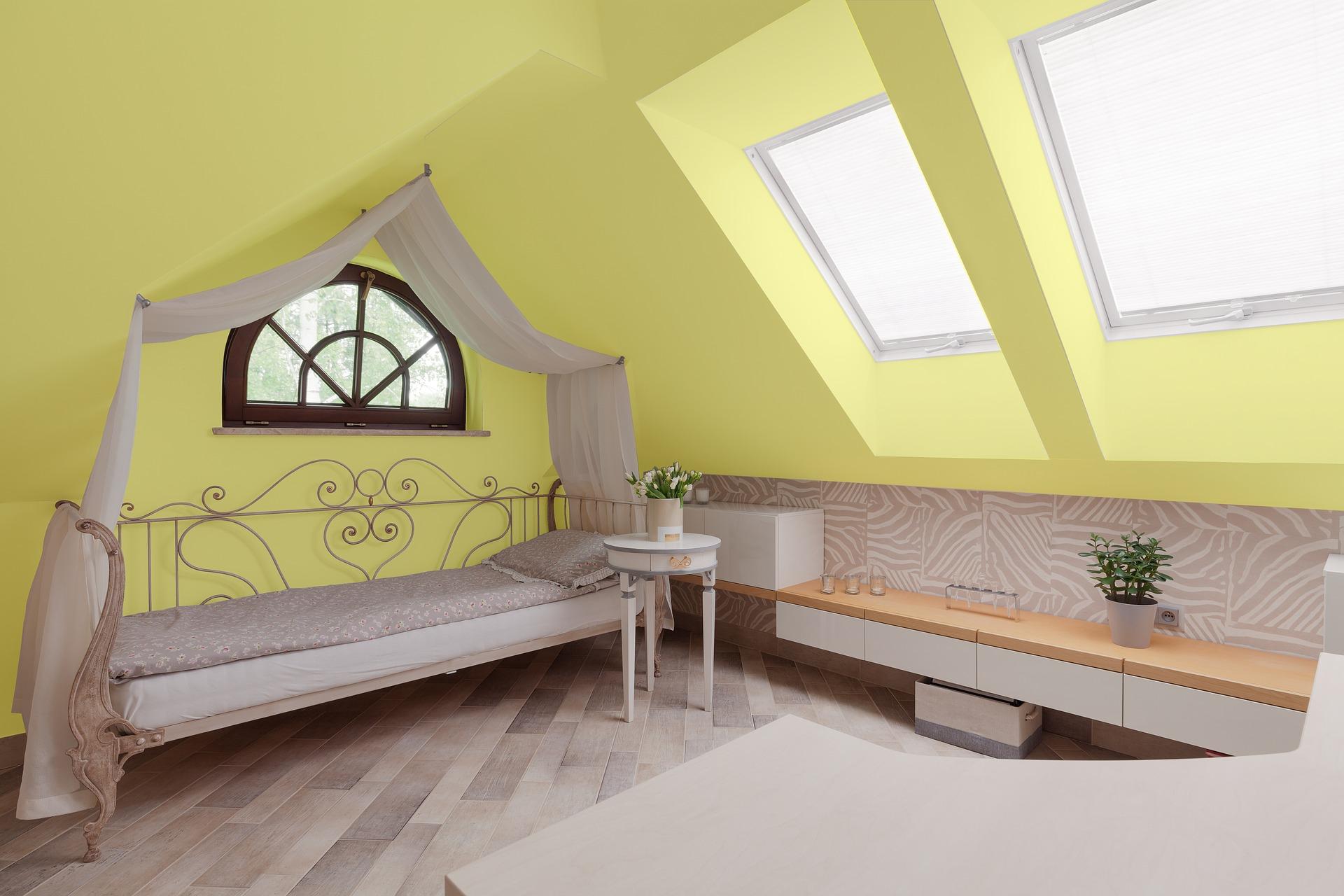 UW-woonmagazine blog De effecten van kleur in een ruimte by Styling ID geel