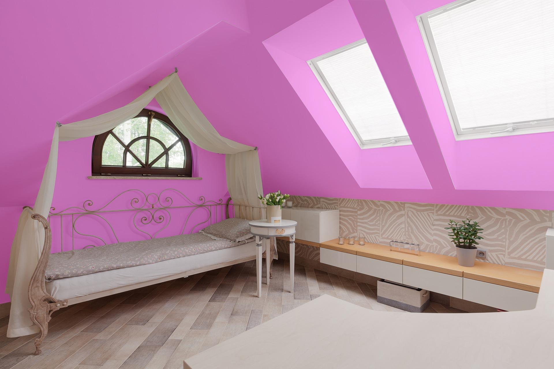 UW-woonmagazine blog De effecten van kleur in een ruimte by Styling ID roze