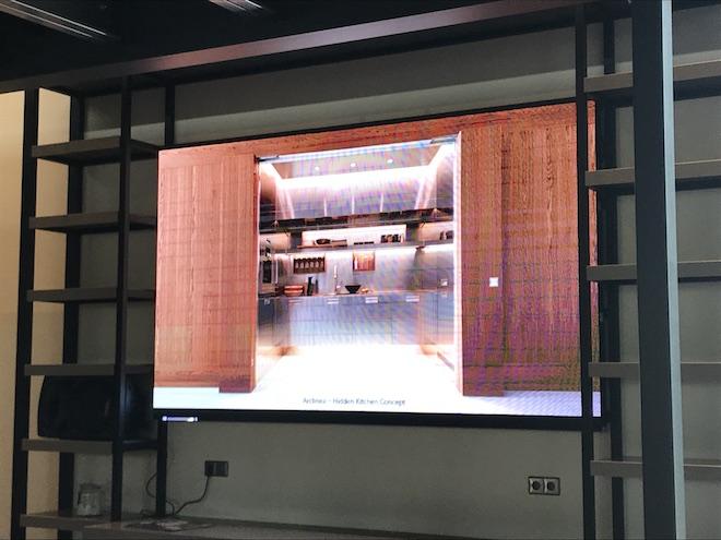 UW-keuken redactie bezoekt Dekker Trend Centre door Styling ID 5