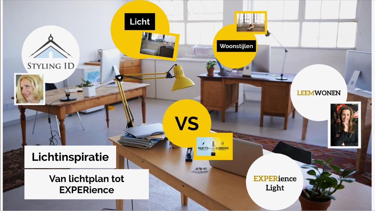 Inspirerende interieur-presentaties op de Beurs Eigen Huis in het bloggers home #verlichting #interieur