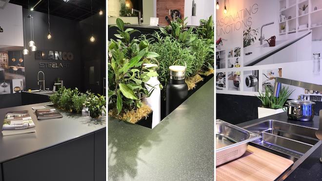 Blog UW-woonmagazine Living Kitchen 2019: de internationale vakbeurs voor de keukenwereld BLANCO