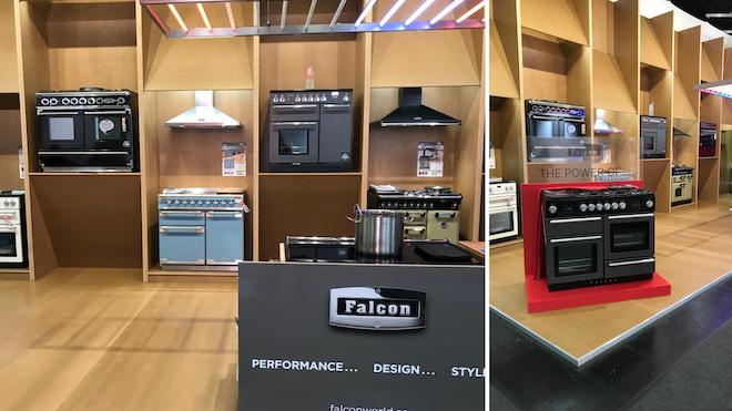 Blog UW-woonmagazine Living Kitchen 2019: de internationale vakbeurs voor de keukenwereld Falcon
