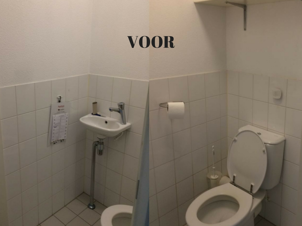 UW-woonmagazine blog pimp je saaie toilet 1 voor door Styling ID