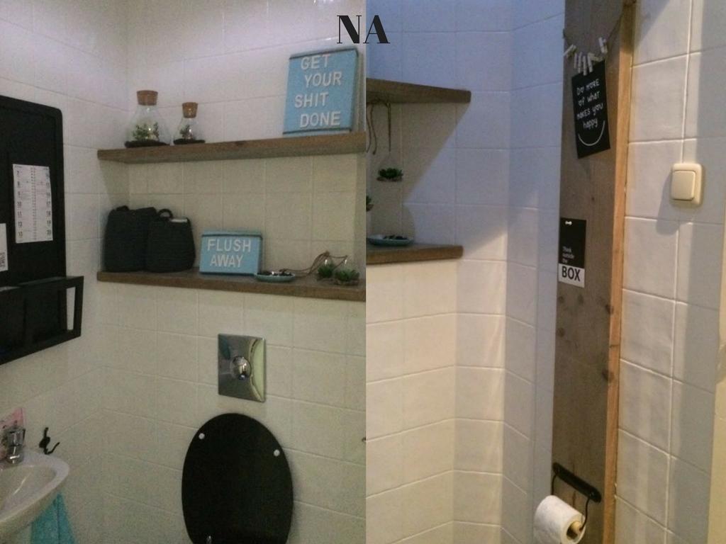 UW-woonmagazine blog pimp je saaie toilet 2 na door Styling ID