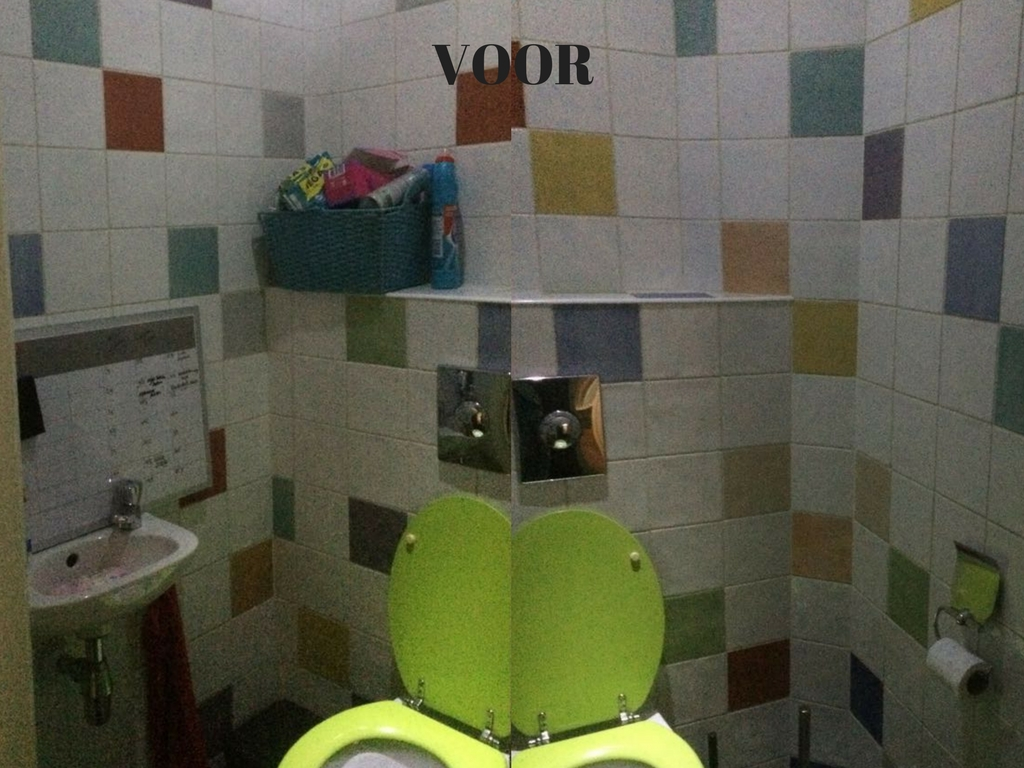 UW-woonmagazine blog pimp je saaie toilet 2 voor door Styling ID