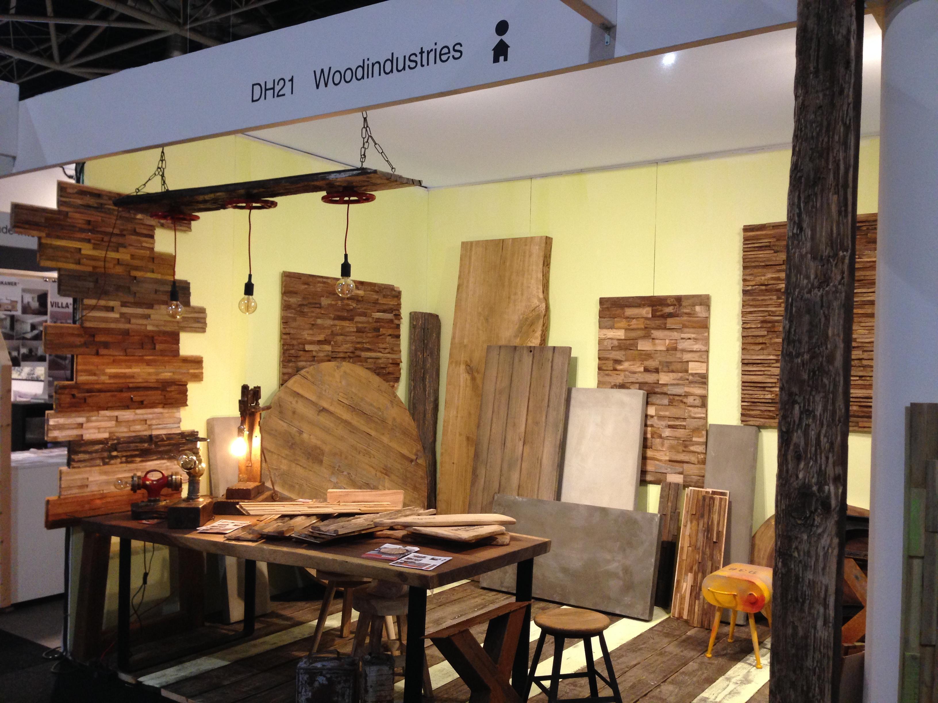 UW-woonmagazine Woonblog terugblik op Beurs Eigen Huis Woodindustries