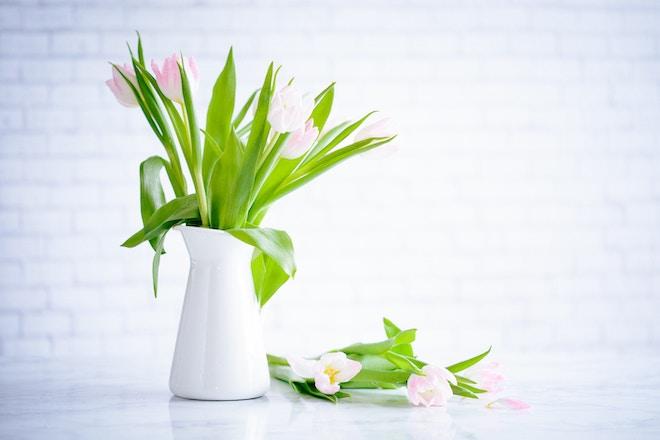 UW-woonmagazine blog Maak je huis lente proof bloemen