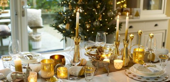 Blog UW-kerst door Styling ID bescherm je houten vloer tijdens de feestdagen