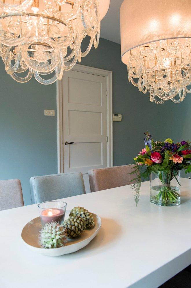 UW-woonmagazine blog Zachte pastelkleuren in huis geven zomers effect door Styling ID Amazona Krijtverf