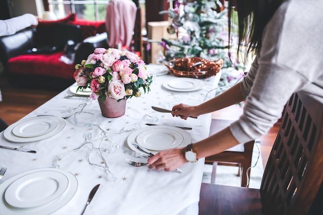 Blog UW-woonmagazine Dress to impress de kersttafel door Styling ID basis