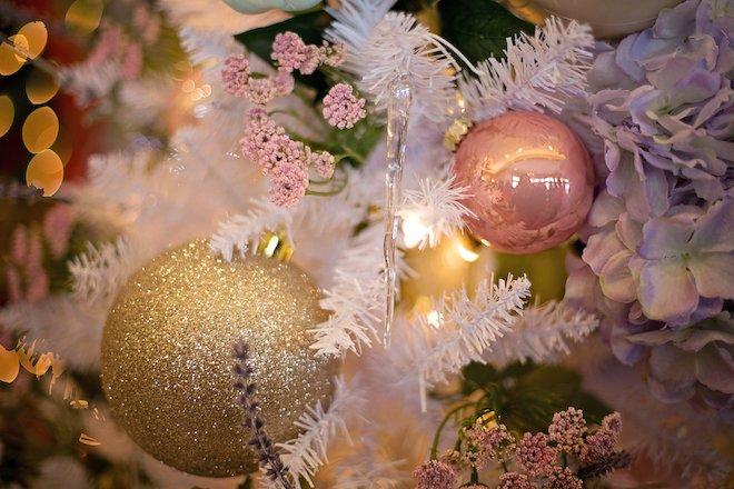Kerst met een vleugje goud landelijk