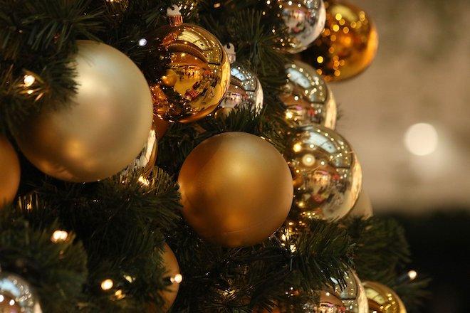 Kerst met een vleugje goud klassiek