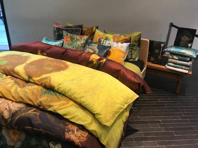 UW-woonmagazine BLOG Slapen onder een meesterwerk van Vincent van Gogh 7
