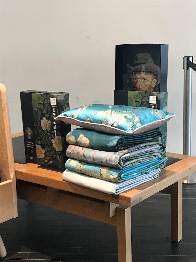 UW-woonmagazine BLOG Slapen onder een meesterwerk van Vincent van Gogh 6