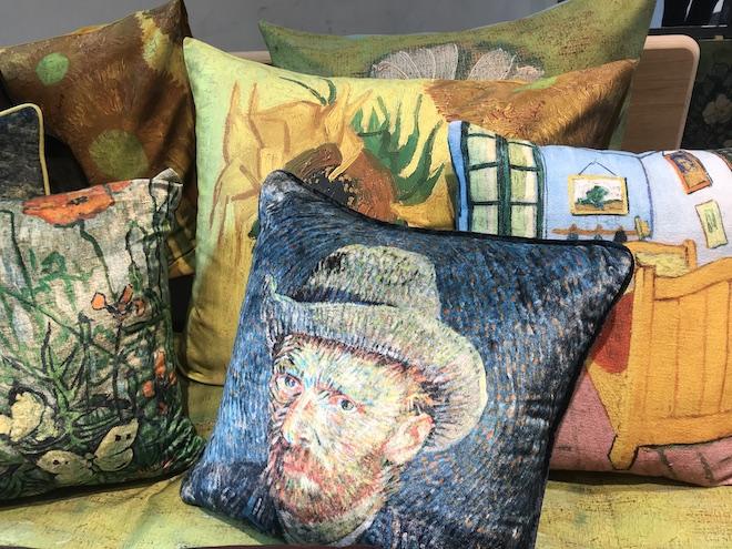 UW-woonmagazine BLOG Slapen onder een meesterwerk van Vincent van Gogh 5