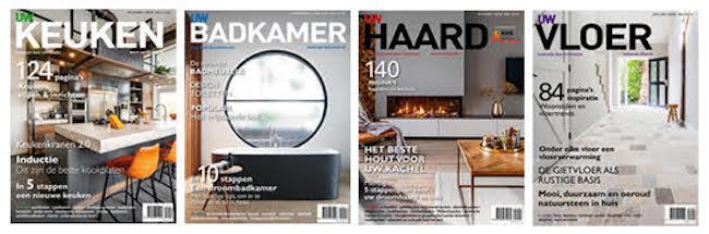 woonmagaznies #woonmagazine #uwwoonmagazine #keuken #badkamer #haard #vloer #interieur