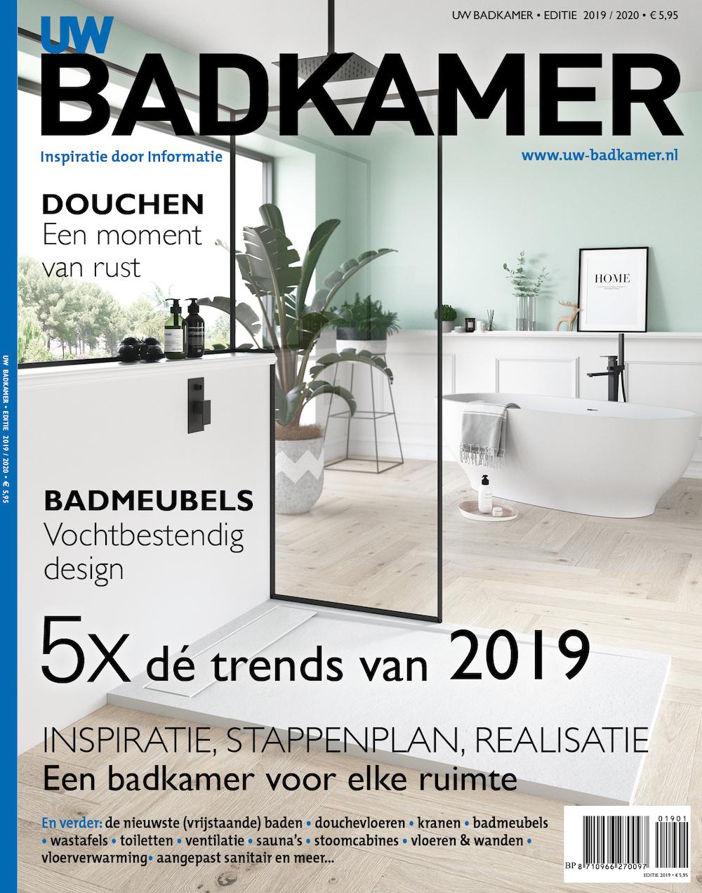 Badkamer magazine. Badkamerinspiratie, badkamer verbouwen, nieuwe badkamer #badkamer #badkamerinspiratie #informatie #verbouwen #badkamertrends